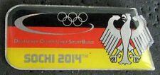 SOCHI 2014 Olympic GERMAN NOC  team delegation pin rare