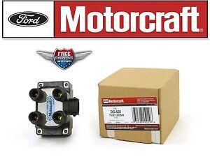 1 Genuine Motorcraft Ignition Coil Pack DG530 FD487 1997-1999 Ford F150 4.6L V8