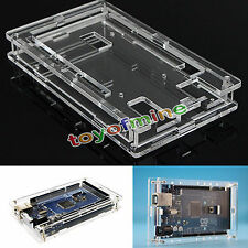 MEGA 2560 R3 Clear Acrylic Box Enclosure Transparent Case for Arduino Board R3