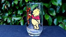 WATER TUMBLER - WINNIE THE POOH AND FRIENDS - DISNEY PROD. & SEARS 5 IN TALL