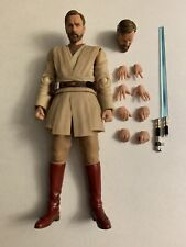 Bandai S.H. Figuarts Star Wars EP. III Revenge of the Sith Obi-Wan Kenobi Figure