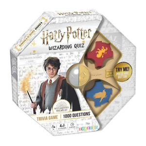 Harry Potter Wizarding Quiz Trivia Board Game NEW
