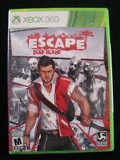 Escape Dead Island (Microsoft Xbox 360, 2015) CD near Mint.