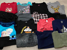Huge Girls Clothing Lot Size 10-12 10 12 EUC Shirts pants EUC