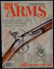 Magazine MAN AT ARMS January/February 2000 !! M1917 REVOLVERS, Part Two: COLT !!