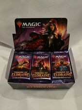 24x Throne of Eldraine Draft Booster Box REPACK MTG ELD 1 Mythic FREE SHIP