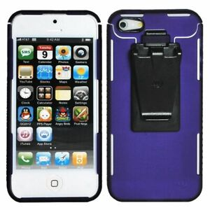 Nite Ize Connect Case for iPhone 5/5S/SE (Purple)