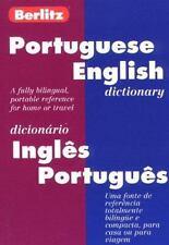 Dic Portuguese-English Dictionary/Dicionario Ingles-Portugues (Berlitz Bilingual