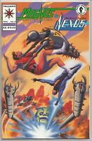 Magnus & Nexus #2 : Vintage Comic book from April 1994