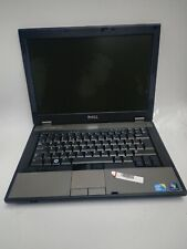 """Dell Latitude E5410 14"""" Laptop No RAM NO HDD L53 (Missing Parts) Read Des"""