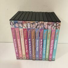 Boys Over Flowers Hana Yori Dango Complete DVD Series Vols. 1-12 Viz Anime