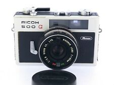 RICOH 500 G Camera With RIKENON f=40mm 1:2,8 Lens