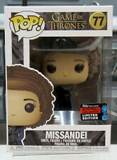 Funko Pop! Game of Thrones! Missandei! 2019 NYCC Fall Convention Exclusive!