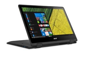 Acer Spin 5 SP513-51-55CQ NX.GK4EK.010 i5-7200U 2.5GHz 8GB DDR4 256GB SSD Laptop