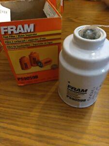 Fram PS9059B Fuel Water Separator Filter Chevrolet GMC Duramax