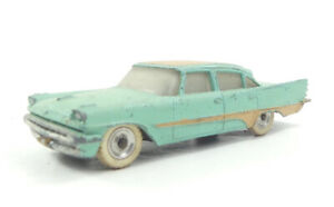 Vintage Dinky Toys Desoto Fireflite - Play Worn Condition