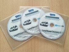 Land Rover Discovery 3 LR3 * Servicio y Manual de reparación Taller DVD