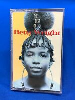 The Best Of Betty Wright | Cassette Tape Funk Soul Compilation USA Rhino *SEALED