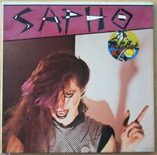 Scarce Sapho - Black Clad Poets & Mecanique - French Press - NM