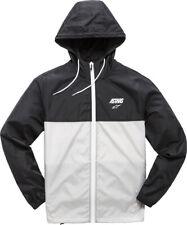 Alpinestars Cruiser Windbreaker Lightweight Jacket Black Grey Large Lg