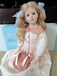 Hildegard Gunzel Waltershauser MARIE JOLY #435/650 WPM Doll in Box No COA