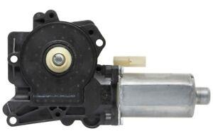 Power Window Motor Front/Rear-Left ACDelco Pro 11M81
