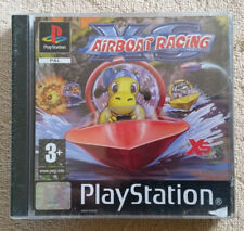 PS1 Neuf Blister . Fr . rare / Airboat Racing