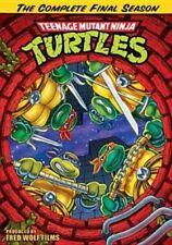 Teenage Mutant Ninja Turtles Season 10 Complete Final Series Ten Region 1 DVD