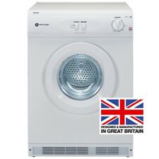 New White Knight B44AW Vented Tumble Dryer 6KG B Energy Rated