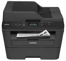 Brother DCP-L2540DW Wireless Monochrome Compact Laser Multi-Function Printer,