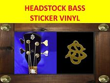 SPECTO BASS GOLD HEADSTOCK GUITAR VISIT OUR STORE WITH MANY MORE MODELS LUTHIER