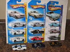 Hot Wheels Nice Lot of 12 1965 Ford Mustang Fastback Variation K Mart '65 FTE