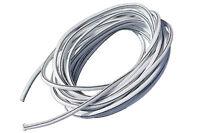 "USA 5/16"" x 50' Bungee Cord Shock Cord Bungie Cord Marine Grade Stretch Cord WHT"