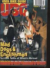 UBG MAGAZINE USED BIKE GUIDE - February 1997