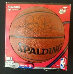 Larry Bird Signed/Autographed Official NBA Spalding Basketball - Beckett COA