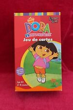Jeu de cartes Dora L'Exploratrice - University Games - complet