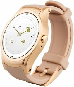 Verizon Wear24 42mm Rose Gold Classic Buckle (Verizon) QTAXU1R