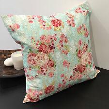 Handmade Cotton Blend Floral Decorative Cushions & Pillows
