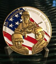 DoD Director Acquisition Resources and Analysis Challenge Coin