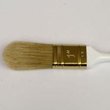"Bob Ross Oil Painting Brush - 1"" Oval Brush - FREE POSTAGE"