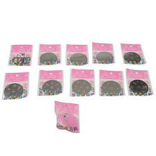 Salon Designs Nail Art Stamping Kit Stamper Scraper with 10pcs Image Plates