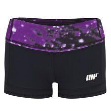 MyProtein Athlétique femmes Short S mauve Pantalon de fitness Collants Jambières