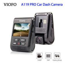 VIOFO A119Pro 2K HD 1440P 30fps Novatek Car Dash Camera Capacitor G-sensor Video