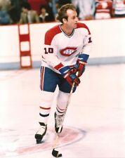 MONTREAL FORUM 8x10 Guy Lafleur Action Photo CANADIENS Hockey Arena HABS STADIUM