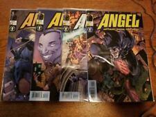 Angel Comics - 4 Issues of 4