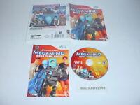 MEGAMIND: MEGA TEAM UNITE game complete in case w/ manual for Nintendo Wii