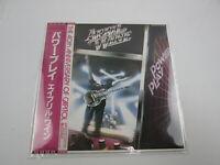 APRIL WINE Power Play ECS-81512 with OBI Japan  LP Vinyl