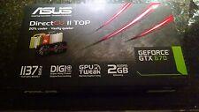 NVIDIA GeForce GTX 670 2 GB GTX670-DC2T-2GD5