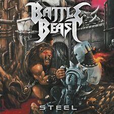 BATTLE BEAST - STEEL  CD HEAVY METAL NEW+