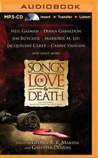 Songs of Love and Death : All-Original Tales of Star-Crossed Love by George...